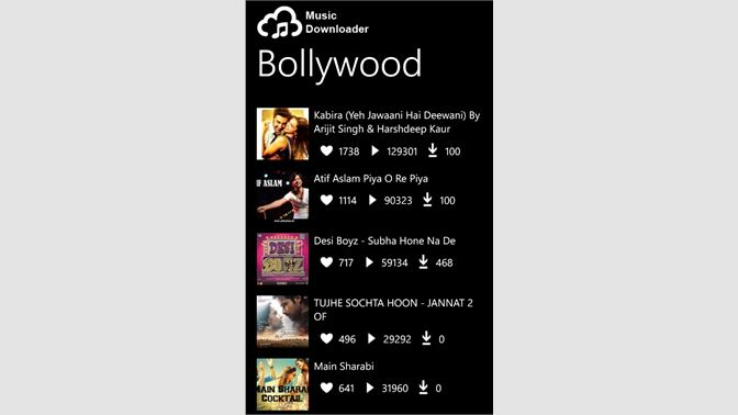 Get Music Downloader - Microsoft Store