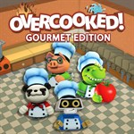 Overcooked: Gourmet Edition Logo