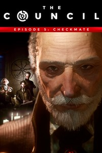 Carátula para el juego The Council - Episode 5: Checkmate de Xbox 360