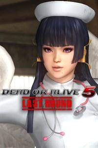 Carátula del juego DEAD OR ALIVE 5 Last Round Nyotengu Nurse Costume