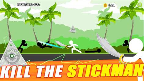 Stickman Fight - Craft Game Screenshots 2