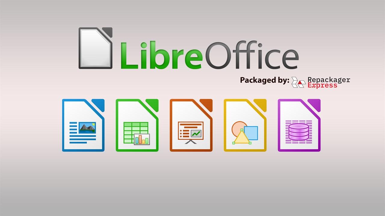 Comprar LibreOffice Unofficial - Microsoft Store es-ES
