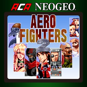 ACA NEOGEO AERO FIGHTERS 2 Xbox One