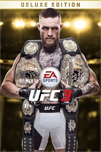 EA SPORTS UFC 3 Deluxe Edition