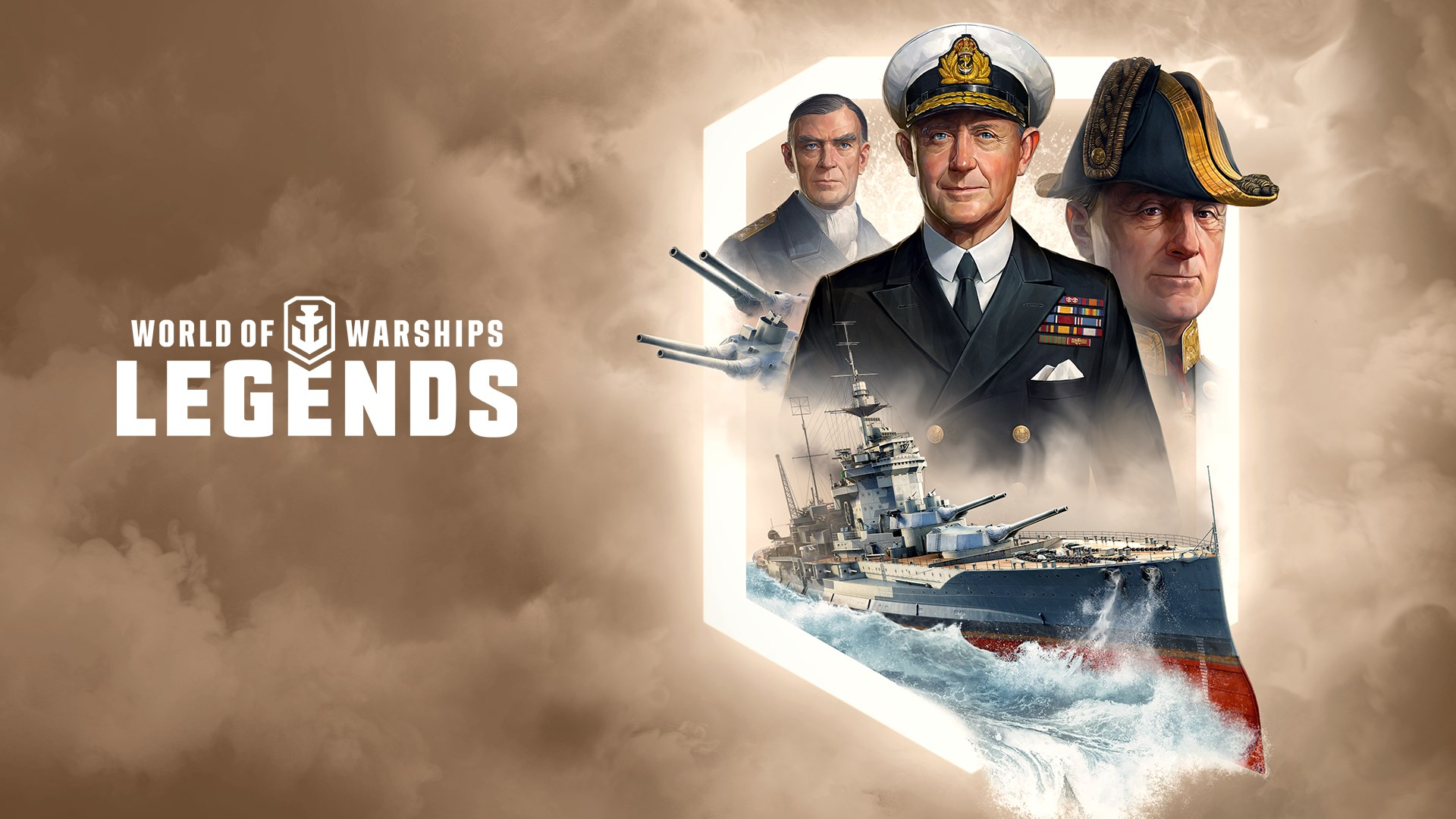 World of Warships: Legends — Super-dreadnought