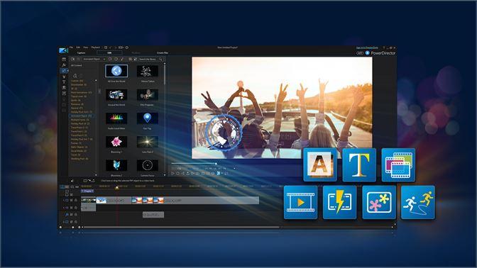 powerdirector free download for windows 10 64 bit