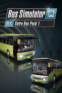 Setra Bus Pack 1