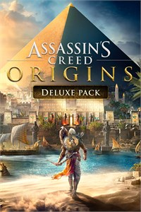 Assassin's Creed® Origins - Paquete Deluxe