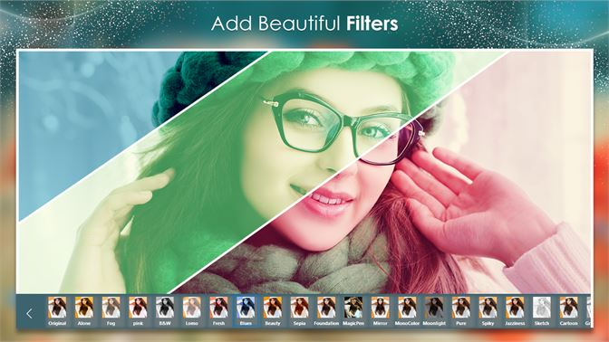 Get Beauty Cam- Selfie camera Effects - Microsoft Store