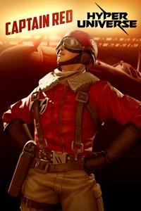 Carátula para el juego Hyper Universe: Captain Red Premium Pack de Xbox 360