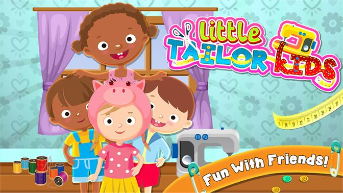 Get Little Kids Tailor - Microsoft Store