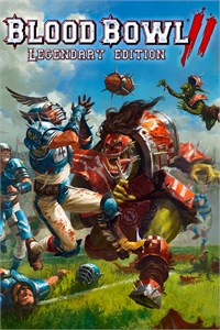 Carátula del juego Blood Bowl 2 - Legendary Edition