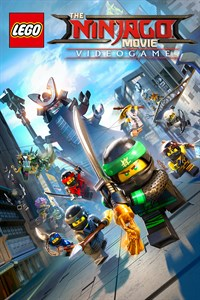 Carátula del juego The LEGO NINJAGO Movie Video Game