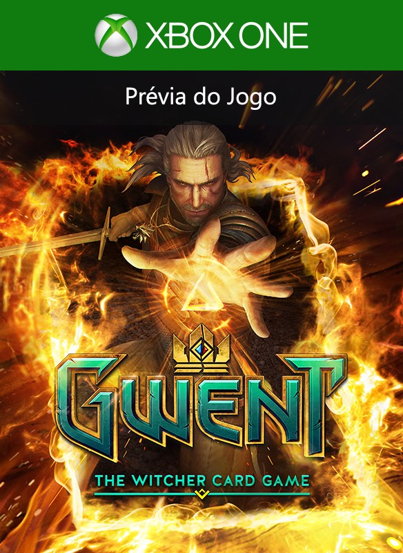 GWENT: The Witcher Card Game (Game Preview) imagem da caixa