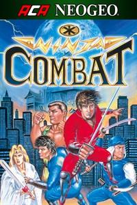Carátula para el juego ACA NEOGEO NINJA COMBAT de Xbox 360