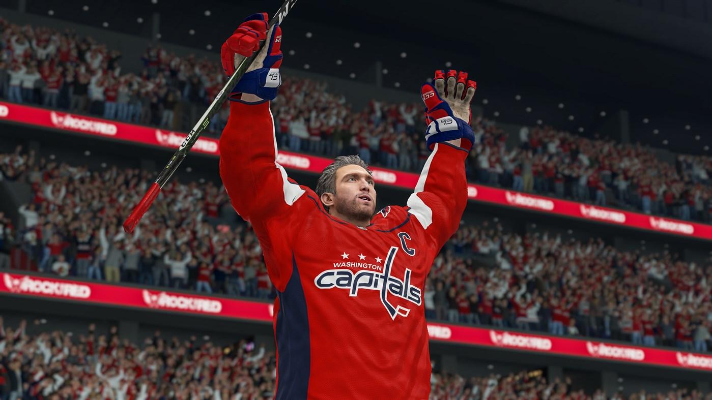 NHL 21 presenta tráiler confirmando fecha de lanzamiento y versión mejorada 1