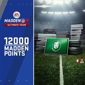 12000 Pontos Madden NFL 18 Ultimate Team Xbox One