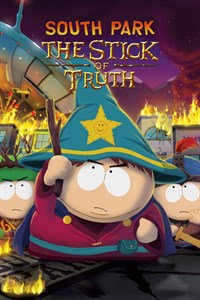 Carátula para el juego South Park: The Stick of Truth  de Xbox One