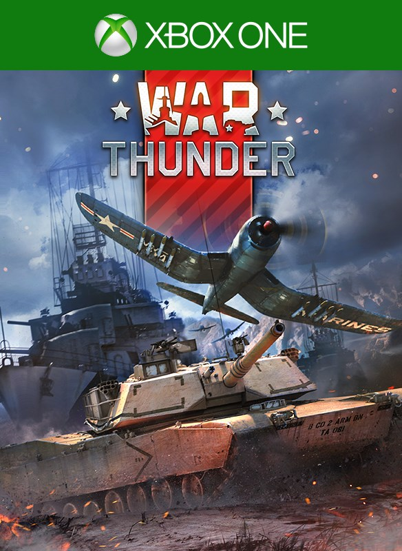 war thunder for xbox one