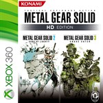 METAL GEAR SOLID HD EDITION: 2 & 3 Logo