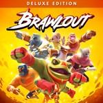 Brawlout Deluxe Edition Logo