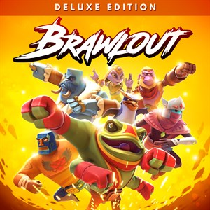 Brawlout Deluxe Edition Xbox One