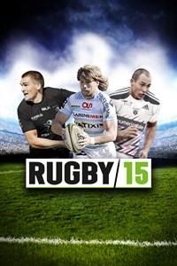 Carátula del juego Rugby 15