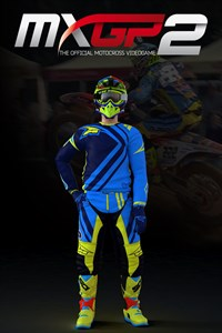 Carátula del juego MXGP2 - Cairoli Replica Equipment