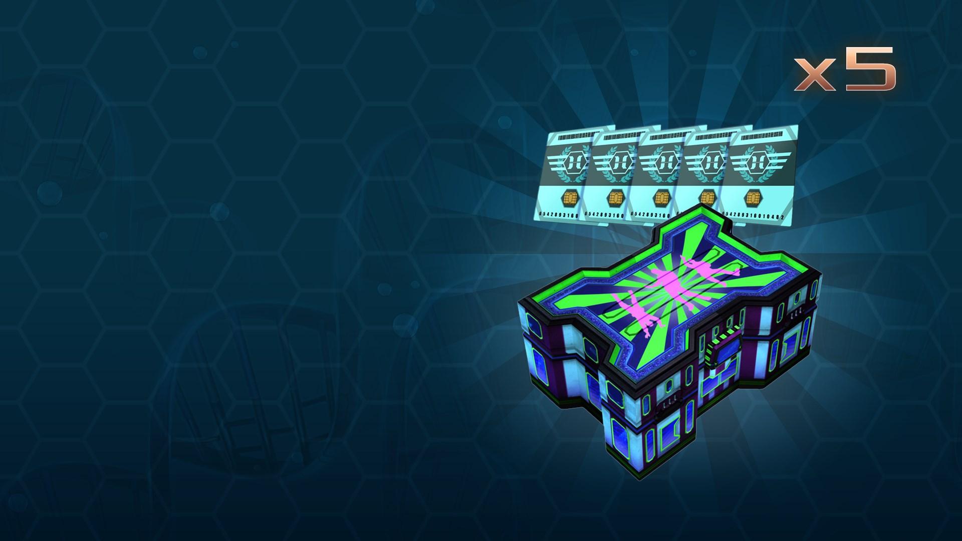 Horzine Supply Emote Crate | Series #2 Bronze Bundle Pack