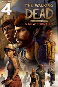 Carátula del juego The Walking Dead: A New Frontier - Episode 4