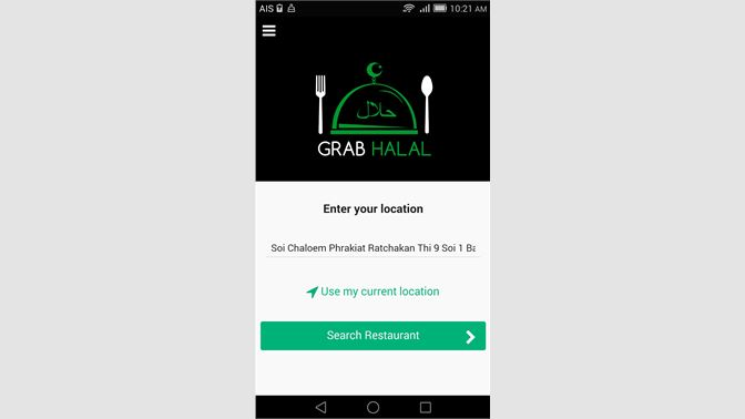 Get Grabhalal - Microsoft Store