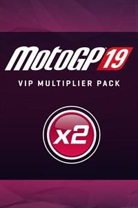 Carátula del juego MotoGP19 - VIP Multiplier Pack