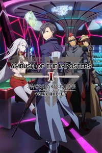 Carátula del juego SWORD ART ONLINE: FATAL BULLET - Ambush of the Imposters