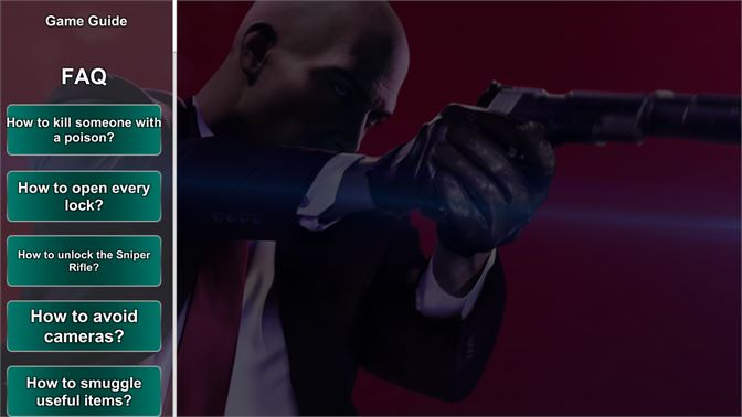 Buy Hitman 2 Guide by GuideWorlds com - Microsoft Store