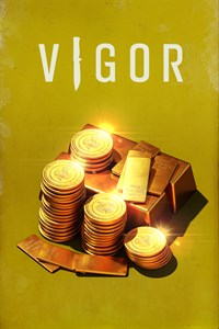 VIGOR: 3900 (+2100 BONUS) CROWNS
