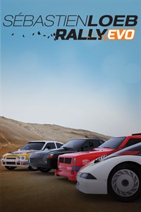 Carátula del juego Sébastien Loeb Rally EVO - Class S The Prototypes