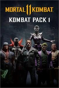 Mortal Kombat 11 - Боевой набор 1