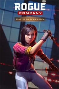 Carátula para el juego Rogue Company: Starter Founder's Pack de Xbox 360