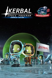 Carátula para el juego Kerbal Space Program: Breaking Ground de Xbox 360