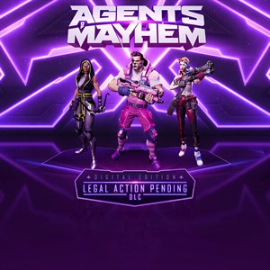 Legal Action Pending DLC - Digital Edition Xbox One