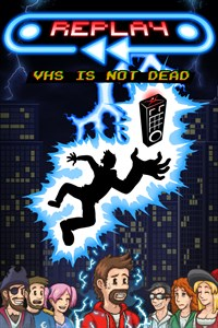 Carátula del juego Replay: VHS is not dead