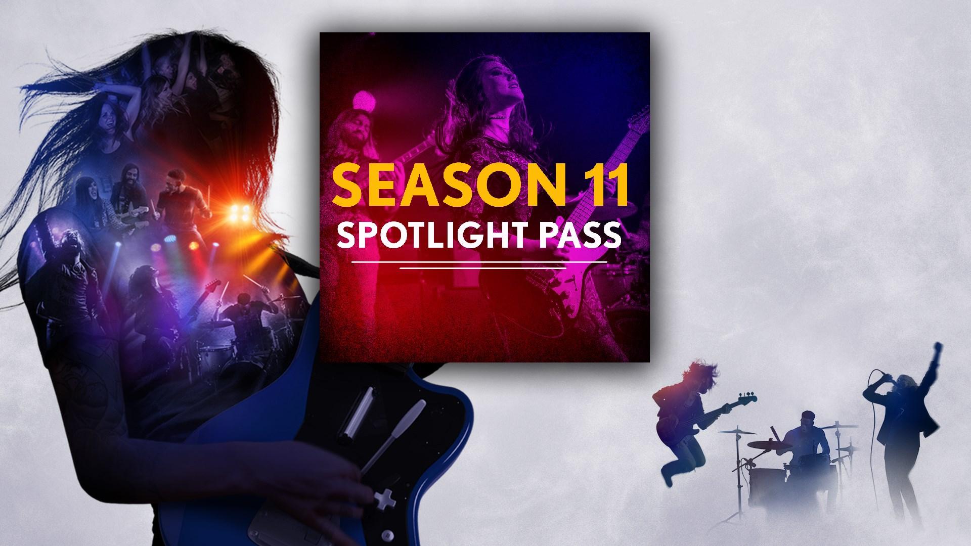 Season 11 Spotlight Pass