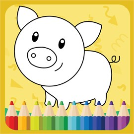 Get Kids Coloring Fun