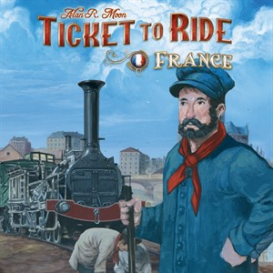 Ticket to Ride - France Xbox One