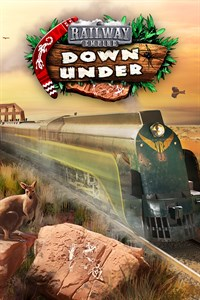 Carátula del juego Railway Empire - Down Under