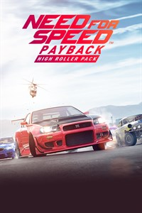 Need for Speed™ Payback - Deluxe Edition Content