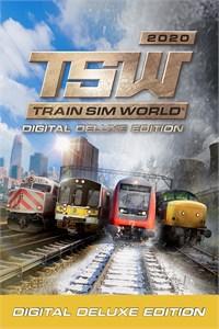 Carátula del juego Train Sim World 2020 Deluxe Edition