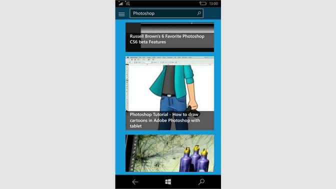 Get Tutorials for Adobe - Microsoft Store