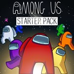 Among Us - Starter Pack Logo