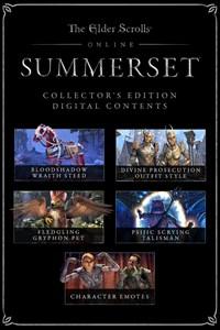 The Elder Scrolls® Online: Summerset™ Collector's Edition Pack